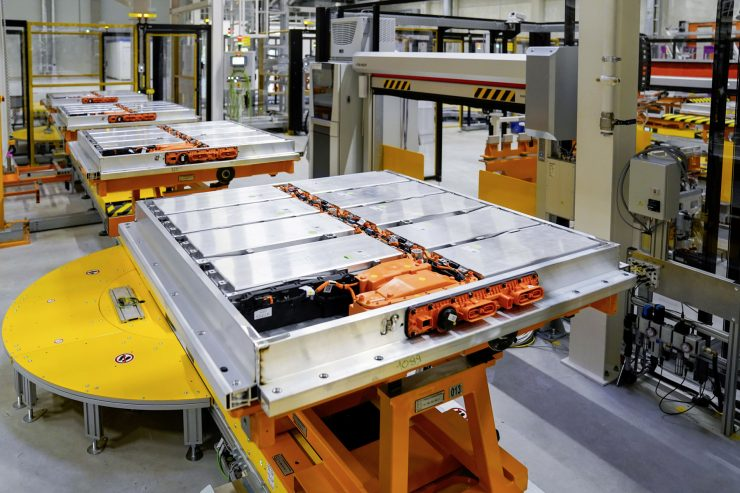 Powerful Battery Systems