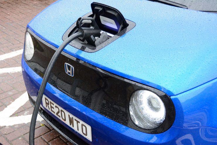 Public EV Charging