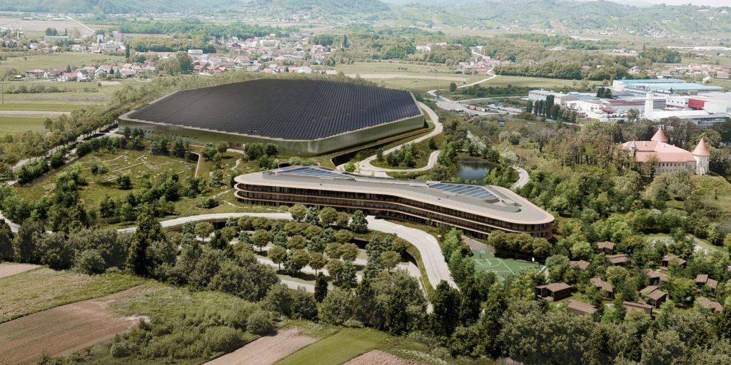 Rimac EV Campus 1