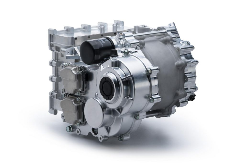 YAMAHA Prototype Hyper-EV Electric Motor