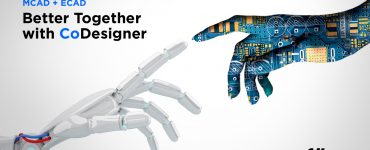 Electronic and Mechanical Designs in Sync