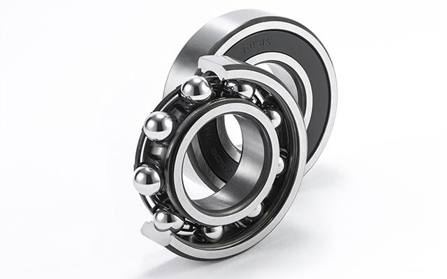 Ball Bearing for EV Motors