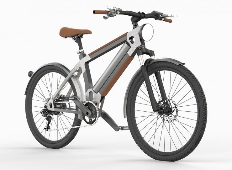 Commuter e-Bike