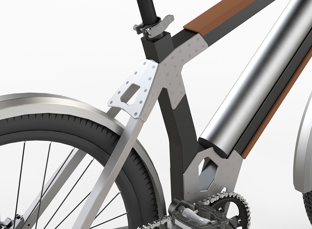 New Avial Commuter e-Bike