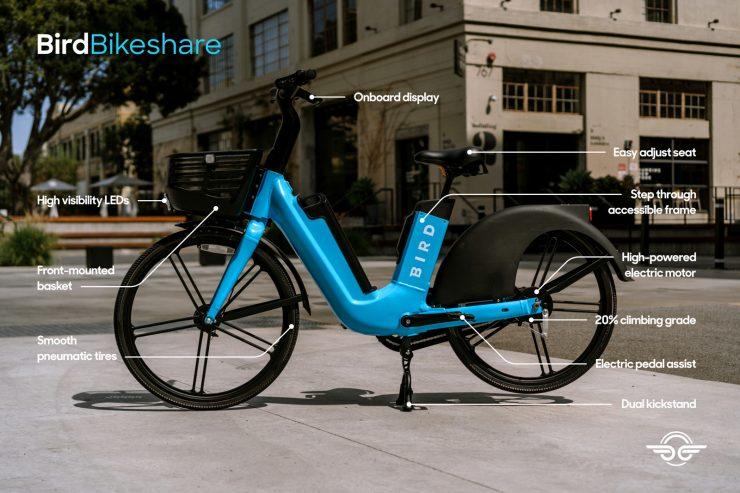 Shared E-Bike