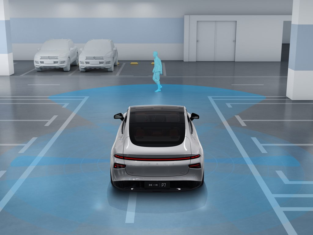 automatic parking assistance function