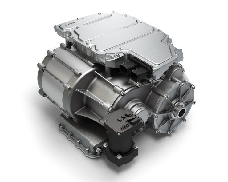 Bosch CVT - CVT4EV
