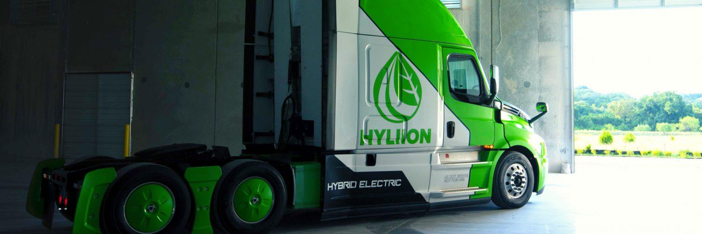 Electrified Class 8 Truck
