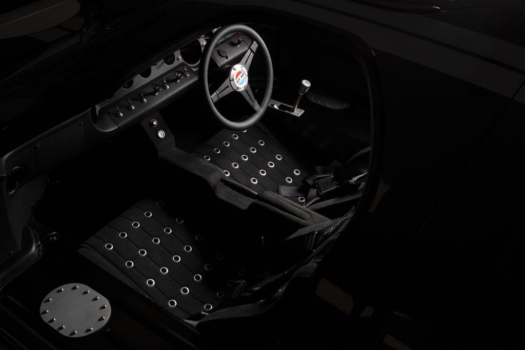 GT40 Electric Inside