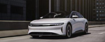 Lucid Motors Debuts on Nasdaq