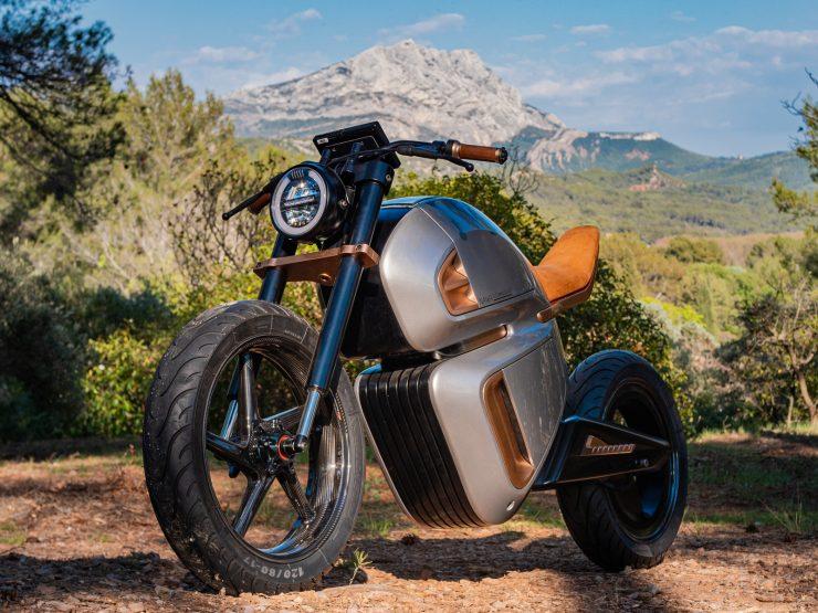 Nawa Racer E-Motorbike