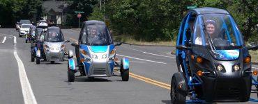 Driverless FUV