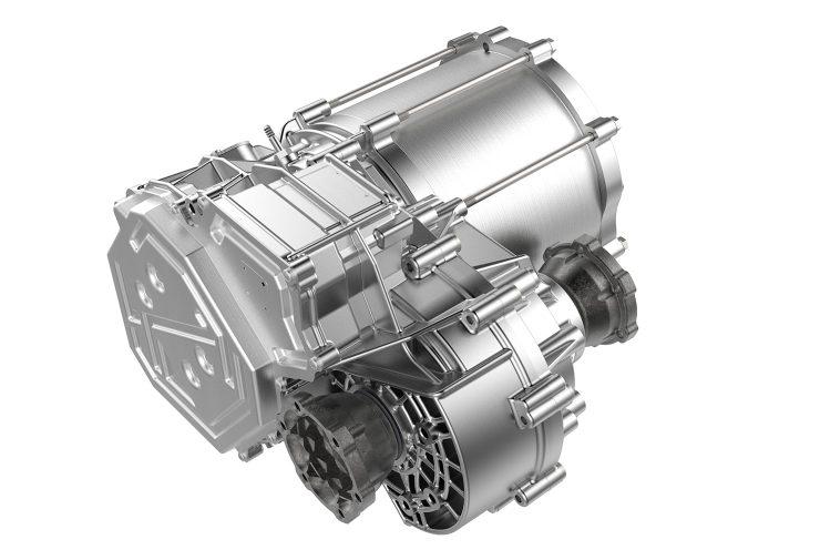 electric axle drive