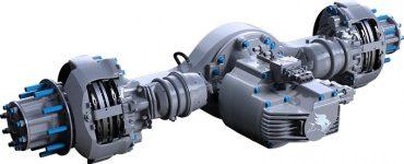 Electric Drivetrain Sub-Systems