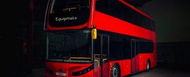 Double Decker Electric Bus