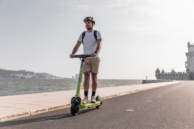 LINK e-scooters