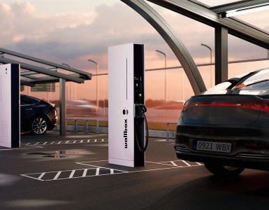 public ev charging station