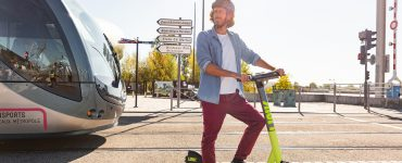 LINK E-Scooters in Bordeaux